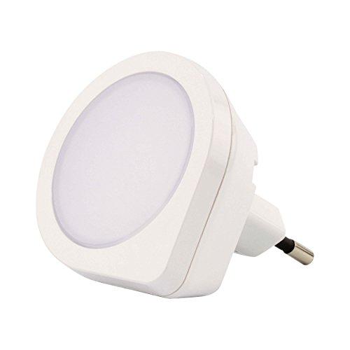 HyCell Nachtlicht Drop LED-Orientierungslicht mit An-/Aus-Schalter Kind Baby Senioren Steckdosenlicht für Treppenhaus, Gang, Kinderzimmer, Schlafzimmer Nachtlicht für die Steckdose