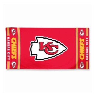 Kansas City Chiefs Logo Badetuch
