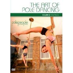 The Art Of Pole Dancing Vol. 1 & 2. DVD Combi Pack [UK Import] Combi Dvd