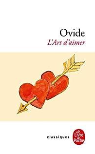 L'art d'aimer par  Ovide