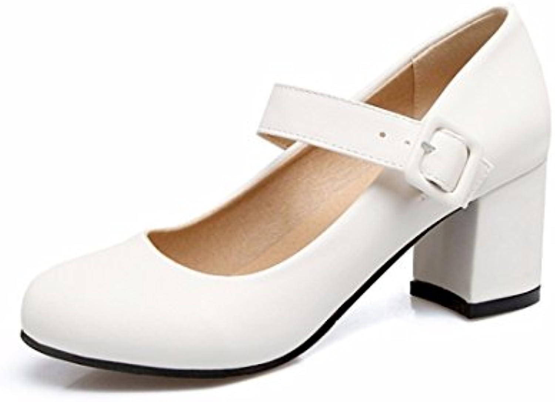 Zapatos de Tacón/Talón Redondo Grande, Zapatos de Tacón, Zapatos de Tallas Grandes
