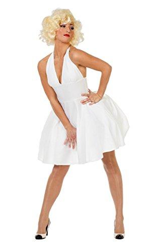 (Damen Kostüm Hollywood Star Filmstar Karneval Fasching Gr.44)