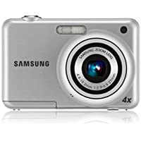 Samsung ES9 - Digital camera - compact - 12.2 Mpix - optical zoom: 4 x - supp...