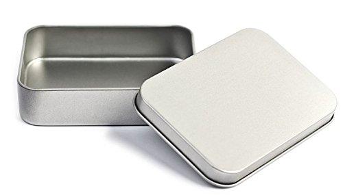 etall (Metalldose/ Metallbox für Spielkarten), Spielkartendose ()