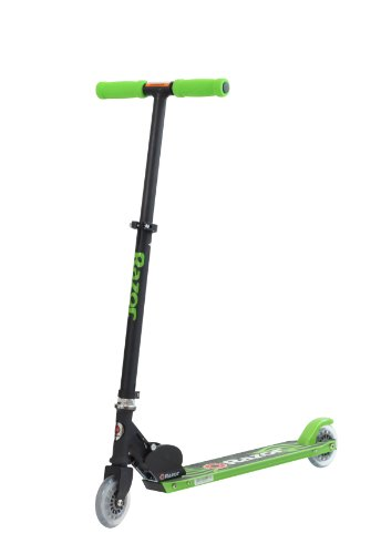 Razor Kids Sport A Scooter - Green