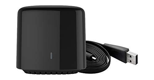 Broadlink - bestcon rm4c mini - telecomando universale ir audio/video, hub remoto wifi per la casa intelligente, compatibile con alexa