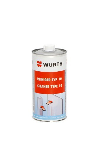 WÜRTH Kunststoffreiniger PVC 10-PVC-1LTR