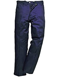 PORTWEST 2885 Preston Work Trousers Navy 2885NA-R48