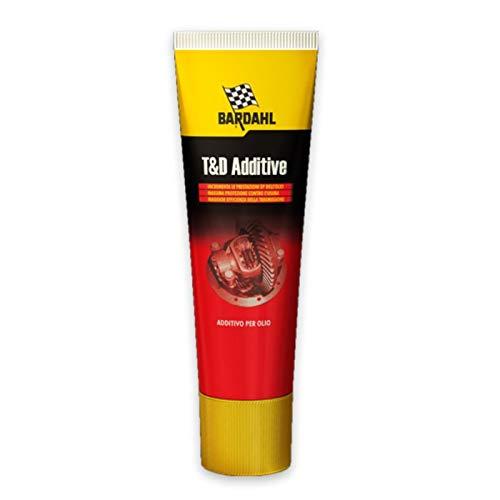 Bardahl 233009 T&D Additivi Trattamento Olio Cambio Trasmissioni e Differenziali, 250 ml