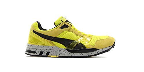 Puma, Sneaker uomo Giallo Fluro Yellow Arancione (Fluro Yellow)