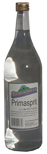 Primasprit, Alkohol, 69,9% aus Weingeist 1 Liter Flasche