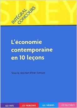 L'économie contemporaine en 10 leçons