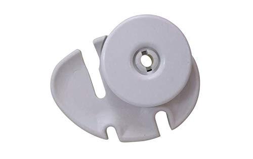 Zanussi 5026976100 Drehknopf-Set für Spülmaschine