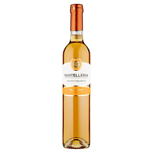 Pellegrino vino passito pantelleria ml.500, confezione da 3