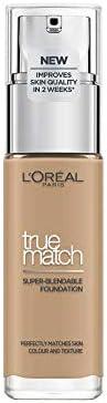 L'Oreal Paris True Match Liquid Face Foundation - 30 ml, Sand 5N