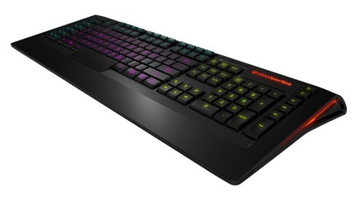 SteelSeries Apex - Teclado Gaming QWERTY español