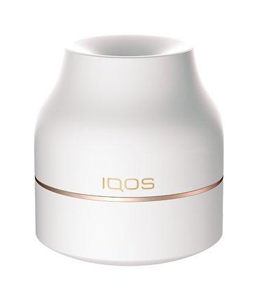IQOS weiß Echtem Aschenbecher Aluminium Leichtes Gewicht