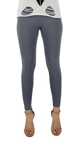 Kamaira Ankle length leggings Grey