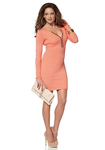 Melrose - Robe - Crayon - Opaque - Femme Orange Orange / Hummer 34 Orange - Hummer