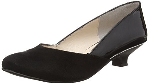 TAPODTS Anne 2 Damen Pumps Schwarz (black/negro)