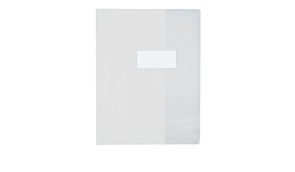150 Strong Line Elba Heftschoner aus PVC A4 transparent 21 x 29,7 cm farblos 3 St/ück