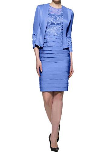 Ivydressing -  Vestito  - Astuccio - Donna Blau