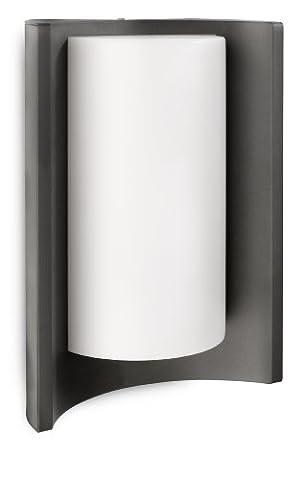 Philips myGarden LED Wandaussenleuchte Meander, 20W energiesparend, anthrazit, 164049316