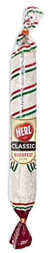 Herz Classic-Budapest Salami ca. 750g | Ungarische Salami -