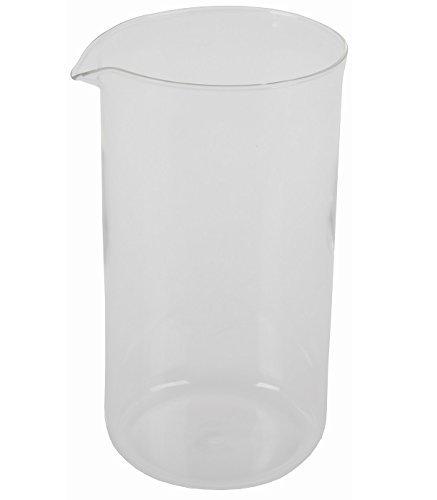 Kaffeemaschine Ersatz Becher Glas (First4Spares für Bodum Ersatz Glas Karaffe für Französisch Drücken Kaffeemaschine, Kaffeebereiter, 1.0-liter, 34-ounce)
