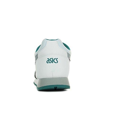 Asics Curreo - Zapatillas Deportivas Bajas Unisex - Adulto, Blanco (gris Claro / Blanco 0113), 44 Blanco Ue