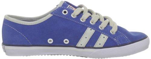 U.S.POLO ASSN. - Cullen1 Suede, Sneaker Donna Blu (Bleu (Blue))