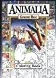 Animalia Coloring Book