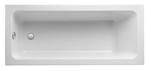Keramag Badewanne iCon 170 x75cm weiß(alpin)