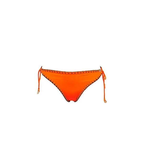 28e8696da6 BANANA MOON AVORA ETHNICHIC, Bas de Bikini Culotte, Orange - Bikinis -  boutique de maillots de bain