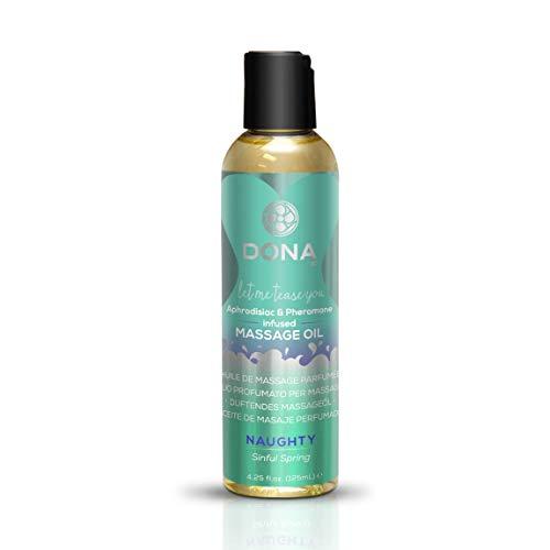 Dona Duftende Massage Öl Naughty Aroma, 120 ml -