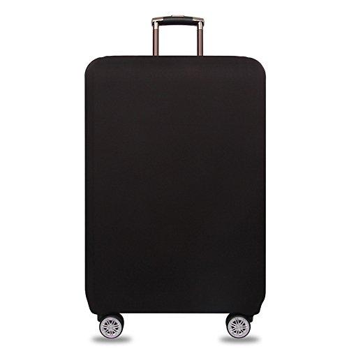 Cover Valigia, Coperture per Valigie Custodia protettiva per trolley da viaggio elastica Custodia antipolvere per trolley resistente a 18-32 pollici (solo coperchio, valigia non inclusa)