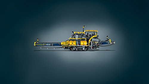 LEGO Technic - Excavadora de cangilones (42055)