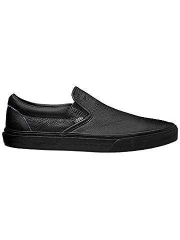 Vans Classic Slip On, Chaussures homme - noir - noir, 37 EU