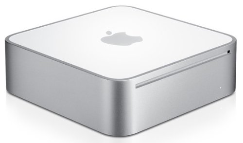 Apple Mac Mini MC238D/A Desktop-PC (Intel Core 2 Duo 2,26 GHz, 2GB RAM, 160GB HDD, DVD, Mac OS X)