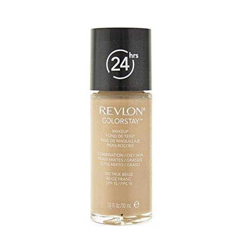 2 x REVLON ColorStay makeup combination/oily skin 30ml - 320 True Beige