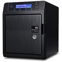 WD DX4200 Sentinel Window NAS-System mit Festplatte 8TB (8,9 cm (3,5 Zoll), USB 3.0, 64 MB Cache, 7200rpm, SATA 6) schwarz