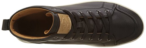 PLDM by Palladium Tuke Slk, Baskets Hautes Homme Noir (Black)