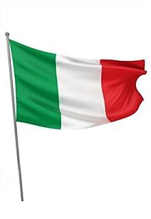 Ciao- Bandiera Italia in Tessuto con Asta, Verde/Bianco/Rosso, 90 x 60 cm, 22093 (B00ZM9BYBS) | Amazon price tracker / tracking, Amazon price history charts, Amazon price watches, Amazon price drop alerts
