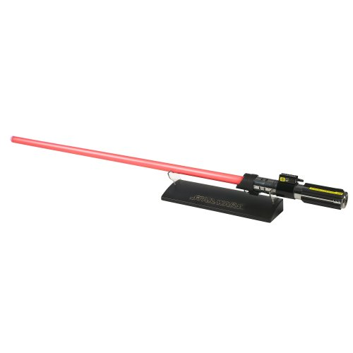Hasbro - Star Wars réplique 1/1 sabre laser Force FX Darth Vader
