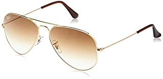 Ray-Ban - Lunette de soleil 0RB3025-001/51 MOD. 3025 SOLE001/51 Aviator, Gold (Gold) (B001T7KLSO) | Amazon price tracker / tracking, Amazon price history charts, Amazon price watches, Amazon price drop alerts