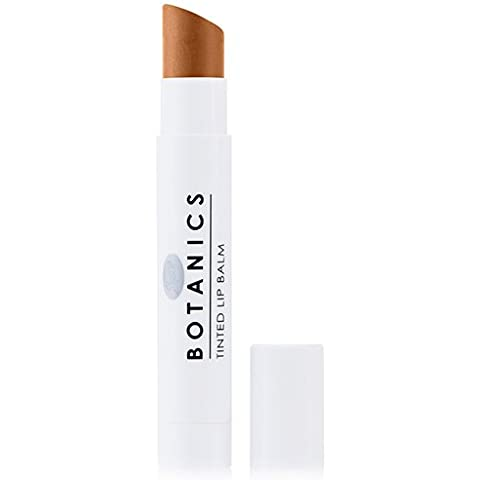 BOOTS Botanics Tinted Lip Balm Sheer Toffee by Botanics by Boots