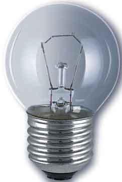 Classic Glühbirne 40 Watt E27 Tropfenlampe CLAS P CL 40 E27 von Osram - Lampenhans.de
