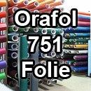 Oracal Orafol 751 Folie 5m freie Farbwahl 118 glänzende Farben in 4 Größen, 50 cm petrol