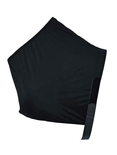 Masta Schulterdecke aus Elastan schwarz schwarz S Preisvergleich
