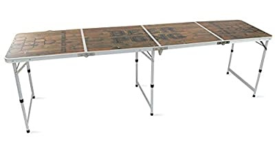 Oviala Beer Pong Table Pliable